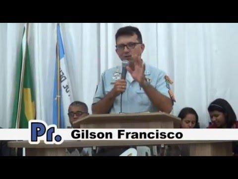 Pr. GILSON FRANCISCO PRE. CONGRESSO UMADENPE PERUS EM  LAGARTO/SE  2004