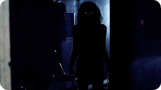 Lights Out Film Clips   Trailer  2016  Horror Movie