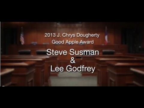 2013 J. Chrys Dougherty Good Apple Award
