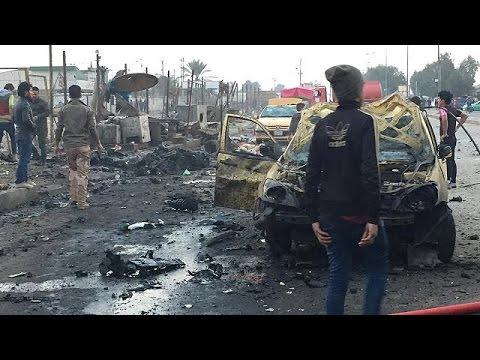 Πολύνεκρο χτύπημα σε σιιτική συνοικία της Βαγδάτης