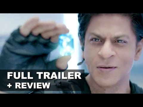 review trailer - Happy New Year debuts its official trailer for 2014, starring Shahrukh Khan! Watch it today with a trailer review! http://bit.ly/subscribeBTT Happy New Year ...
