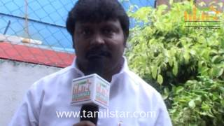 J Sathishkumar Speaks at Thanga Meengal Team Interview