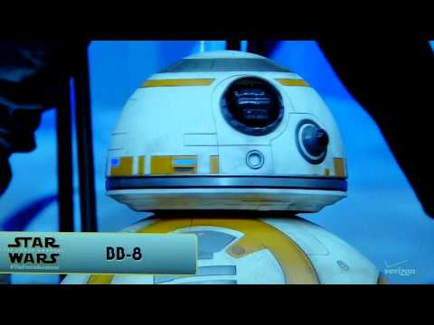 The New Star Wars Droid (BB-8) Is REAL!