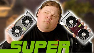Nvidia's New SUPER Cards! - RTX 2060 & 2070 SUPER Review