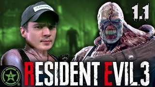 Meeting Nemesis - Resident Evil 3 (Full Gameplay Part 1.1) by Let's Play