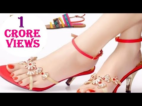 A Very Unique Ladies Footwear Designs - Awesome