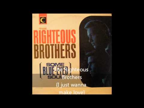Tekst piosenki Righteous Brothers - I Just Wanna Make Love To You po polsku