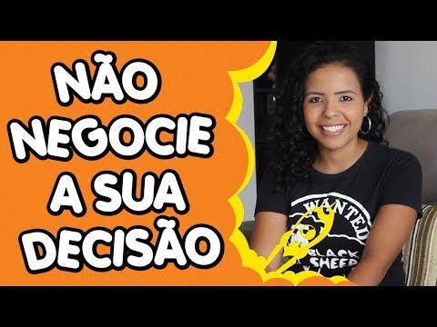 Um Lugar Inédito - Não Negocie a sua Decisão - Pastora Stefanni Carvalho