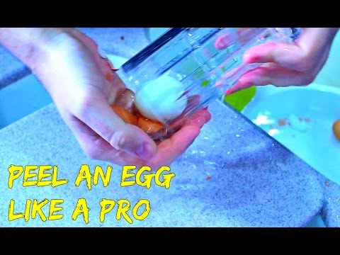 Video Peel an Egg Like a Boss download in MP3, 3GP, MP4, WEBM, AVI, FLV January 2017