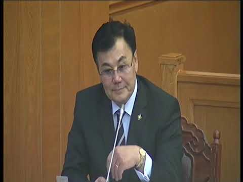 Д.Сумъяабазар: Экспортын даатгалын компанийг Хөгжлийн банкны дэргэд байгуулж болоогүй юм уу?