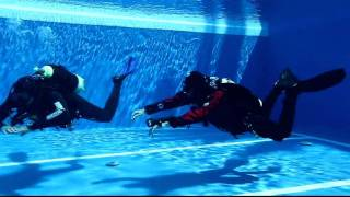 Palinuro Italy  City new picture : Palinuro, Italy, Cave Diving