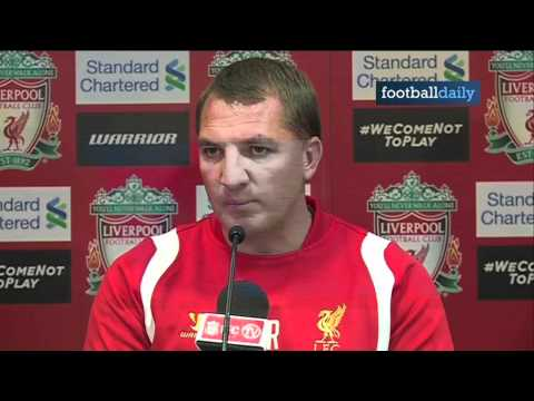 Brendan Rodgers Discusses Transfers And Current Liverpool Squad
