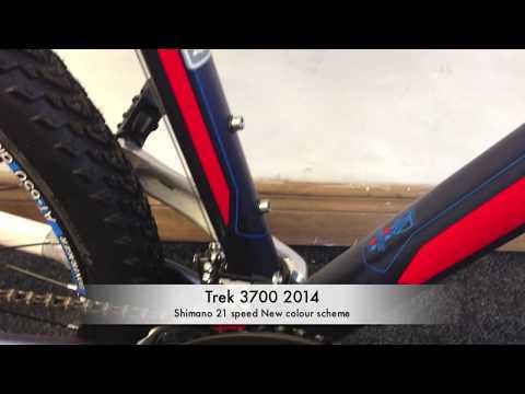 Trek 3700 2014 Mountain Bike Review Kinning cycles