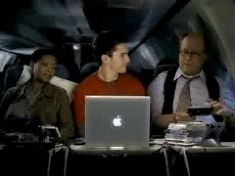 Middle Seat - iBook G3 Commercial