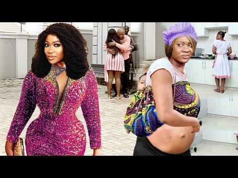 From Pregnant Nanny To A Millionaire's Wife full Movie - Mercy Johnson 2021's Latest Nigerian Movie