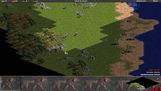 Age of Empires 1 Gameplay - 1997 (HD) Video