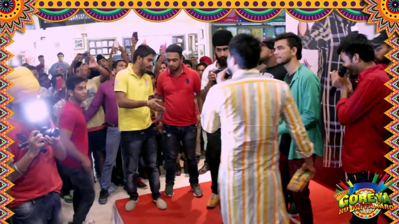 Goreyan Nu Daffa Karo Promotional Tour Amritsar