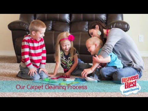 Carpet Cleaning Fort Madison IA - Heaven's Best