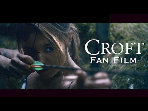 croft - A woman will risk everything to save a young girl held hostage in the mountains by a group of mercenaries. Inspired by the Tomb Raider video games among othe...