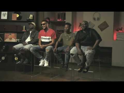 Flex Rabanyan disses Joshua The IAm The Hustle Season 2 S2 Vuzu
