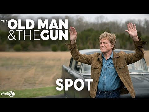 The Old Man & the Gun - Spot?>