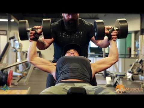Heather Dees - Chest & Triceps Training