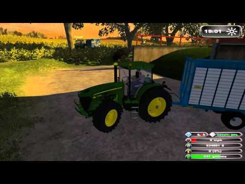 Eire Agri Contracotrs Farming Simulator 2011