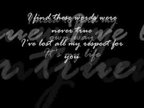 Tekst piosenki 12 Stones - My Life po polsku
