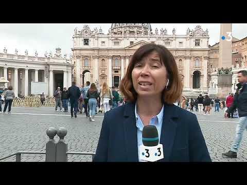 Pédophilie : le pape refuse la démission du cardinal français Barbarin