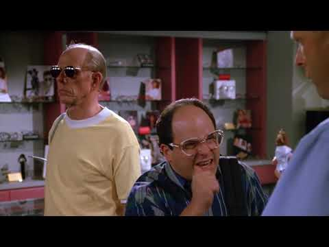Seinfeld | George's New Glasses | The Glasses | 1993