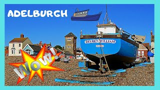 Aldeburgh United Kingdom  City pictures : ENGLAND, the beautiful fishing boats of ALDEBURGH