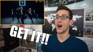 SUPER JUNIOR - Black Suit MV Reaction