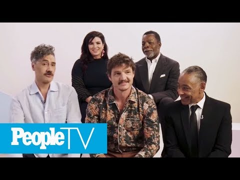 Why 'The Mandalorian' Takes Star Wars To A Whole New Level   PeopleTV   Entertainment Weekly
