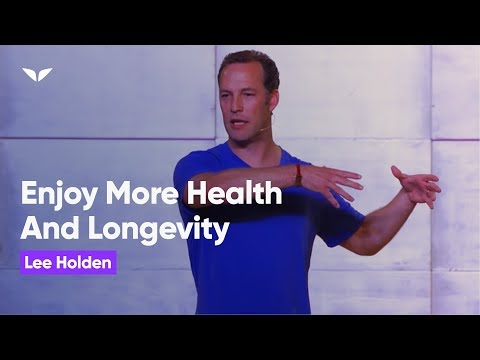 The Magic of Qi Gong – Lee Holden