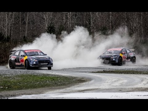 Pastrana Racing Rallycross Team Launch