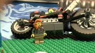 The lady at the park #picpac #timelapse #stopmotion #lego