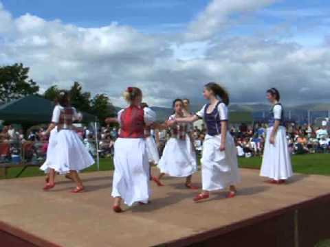 Scottish Country Dancing Airth Scotland
