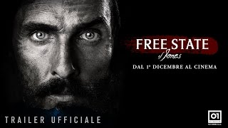 FREE STATE OF JONES (2016) con Matthew McConaughey - Trailer Ufficiale ITA HD