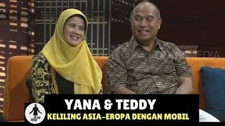 Video YANA & TEDDY, KELILING ASIA-EROPA DENGAN MOBIL | HITAM PUTIH (10/01/18)  2-4 MP3, 3GP, MP4, WEBM, AVI, FLV Mei 2018