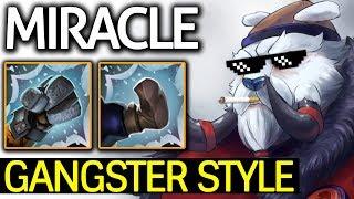 Video Miracle- Dota 2 [Tusk] Gangster Style (Punch + Kick) MP3, 3GP, MP4, WEBM, AVI, FLV Juni 2018