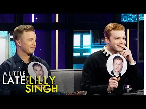 Cameron Monaghan and Noel Fisher Reveal Who's More Likely to Do What!