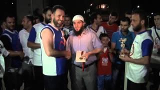 Medaljet për finalistët dhe fituesit e turneut (Hakeem Olajuwon 2014)