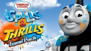 Thomas And Friends  Spills And Thrills Game Pack   App For Kids