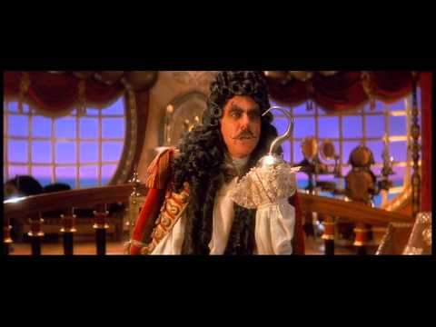 Captain Hook's Suicide Attempt
