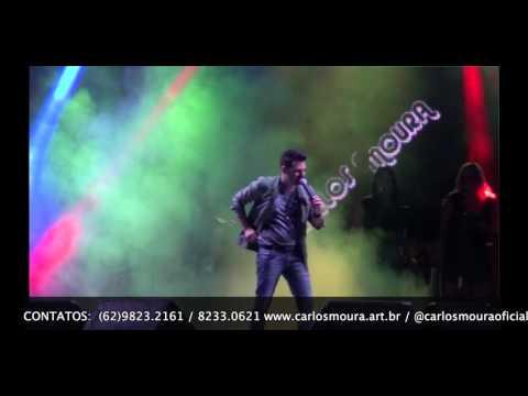 Eu sou o cara Carlos Moura  ao vivo em jaborandi -BA