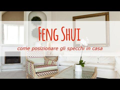 feng shui: come posizionare gli specchi in casa!