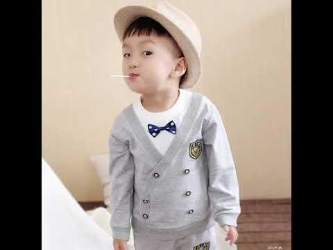 Одежда для мальчиков с буквенным принтом, куртка капюшоном и длинными рук… видео