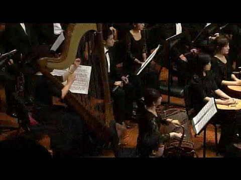 Focus sur le China National Traditional Orchestra