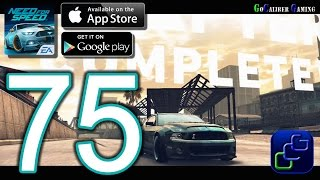 NEED FOR SPEED No Limits Android iOS Walkthrough - Part 75 - Underground: Chapter 11: Domination, EA Games, video games