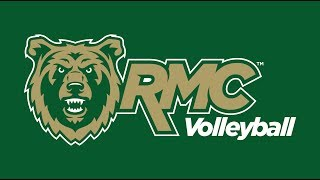 Volleyball: Rocky Mountain College vs. Carroll College